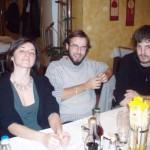 dott.ssa Petrucci e Andrea Segre